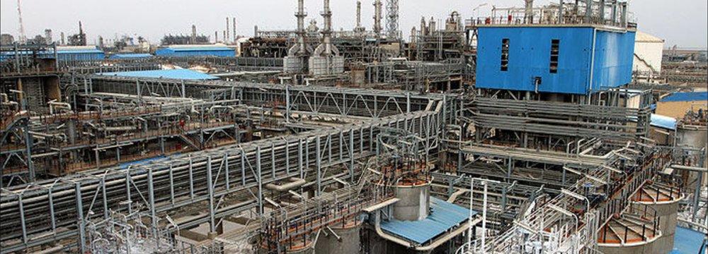 Massive Increase in Arvand Petrochem Sales, Revenues