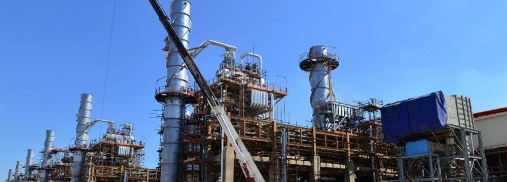 Major Khuzestan Gas Refinery Slated for Launch in H2