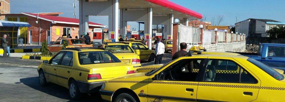 CNG Conversion Scheme Gains Impetus