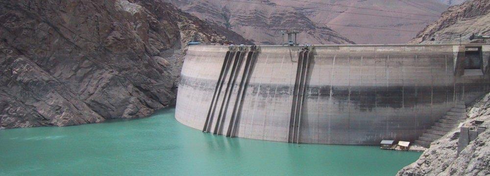 Dams Aplenty But No Water
