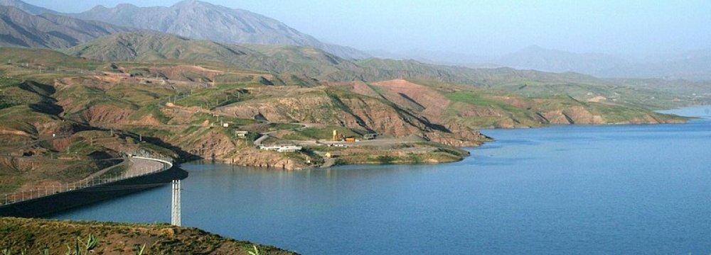 Tehran Dams Full
