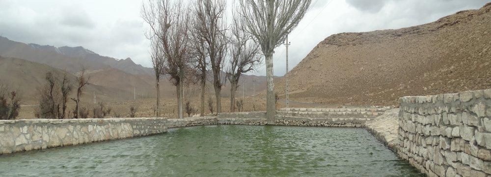 Precipitation Problems Persist in Iran
