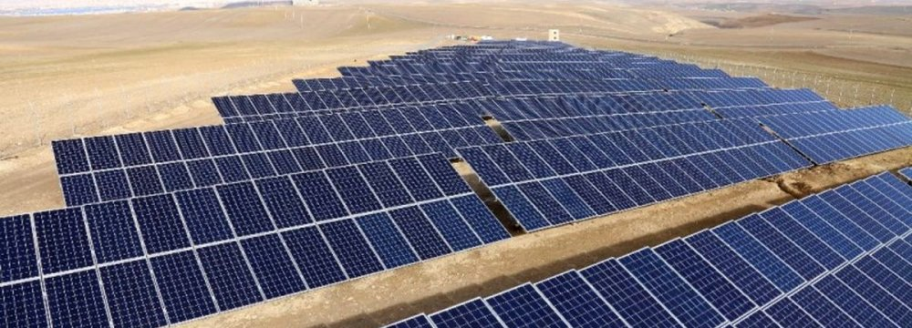 Solar Energy Expanding in Fars Province