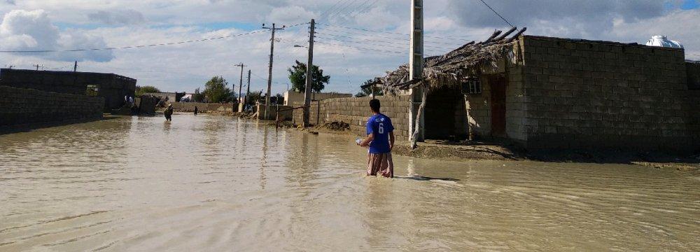 Floods Create Havoc in Southern Regions