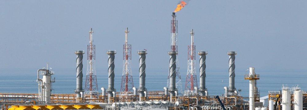 Iran's Gas Supply Capacity Rises to 1 Billion cm/d