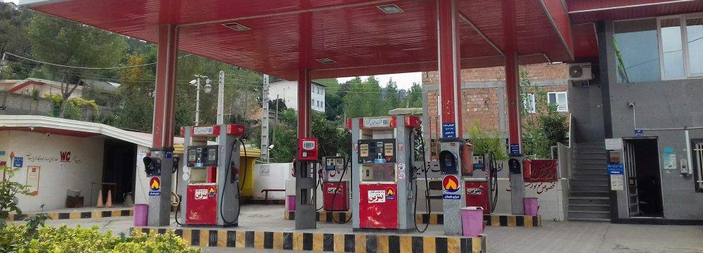 Gasoline Use Down 30%