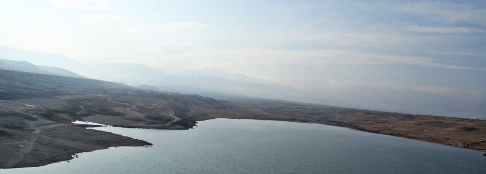 New Dam in Hamedan to Help Expand Farming