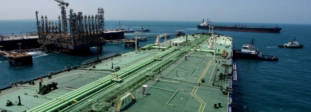 Oil Minister: NIOC Not Lacking Oil Buyers