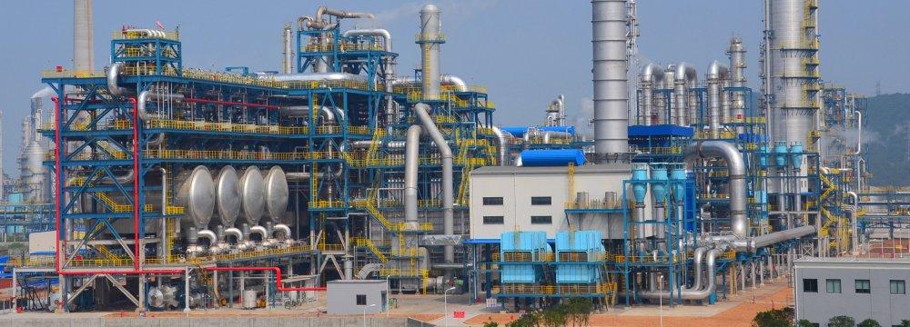 Iran's Jam Petrochem Co. Unveils New Polyethylene Grades