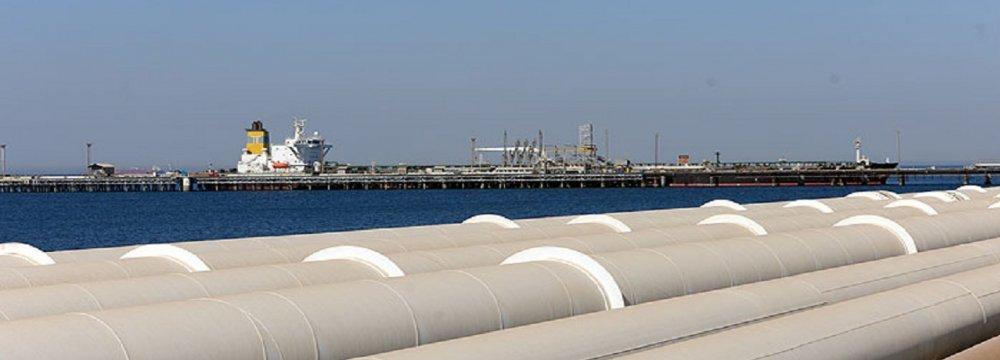 NIOC Ready for Jask Oil Export