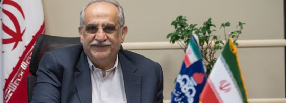 New Boss at National Iranian Oil Company