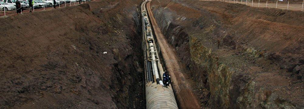 Kerman Water Project Near Completion