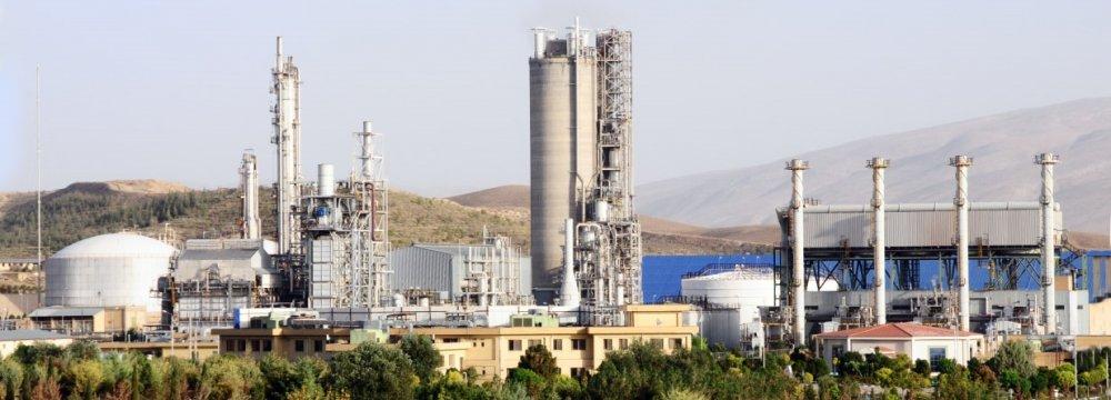 Khorasan Petrochemical Company Raises Output, Sales in 5 months