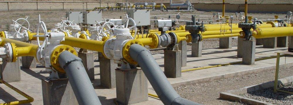 Gas Grid Expanding in Lorestan