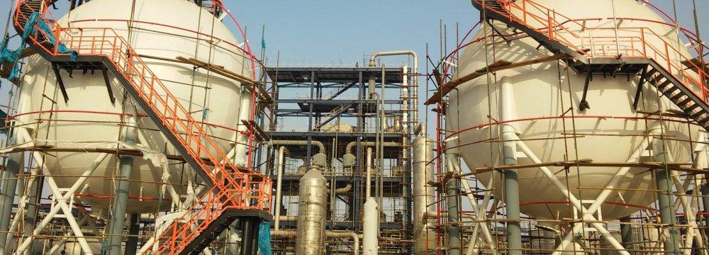 Petrochem Plant in Mahshahr to Help Raise Butane Products