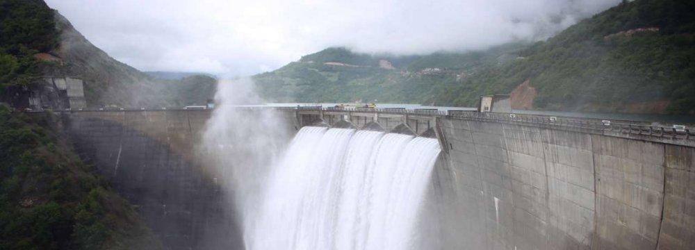 Mazandaran Hydropower Capacity Expanding