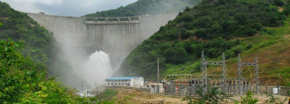 Dams Full in Mazandaran Province