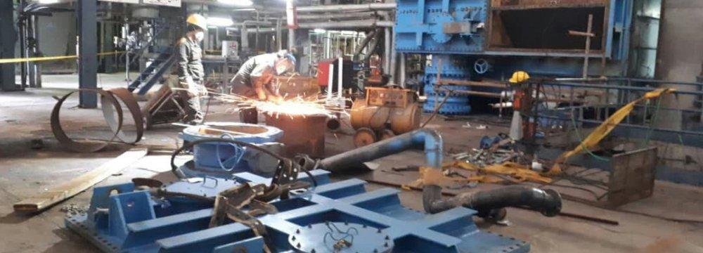 Mazut Impairs Power Plants' Overhaul