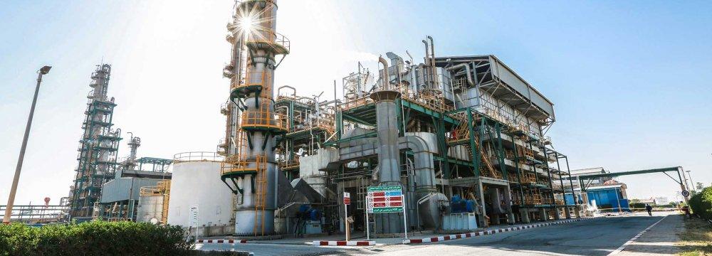 3 Petrochem Companies Report Growth Rates