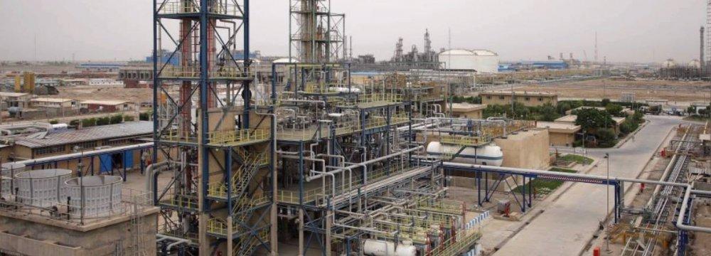 Petrochemical Co. in Bushehr Raises Polyethylene Output