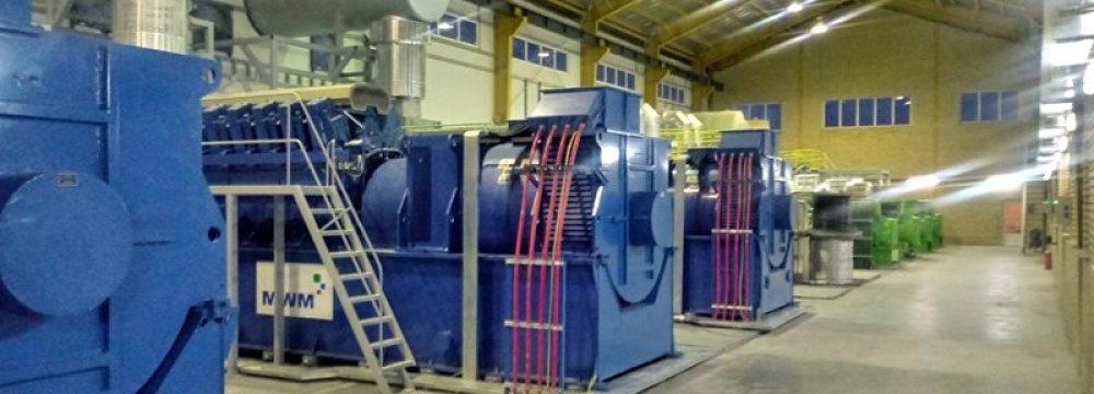 Zanjan, Yazd Tapping Into Small-Scale Power Plants