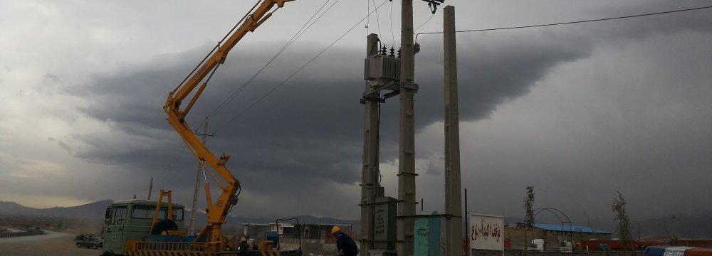 Tavanir Improving Efficiency of Power Distribution Systems