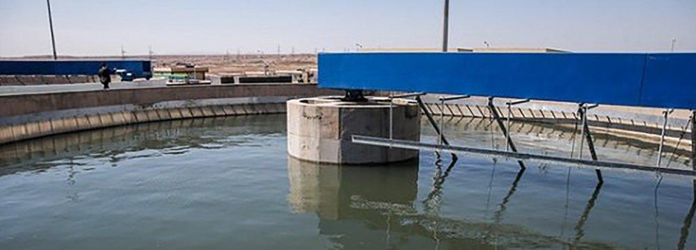 Water Production Up 500,000 cm/d
