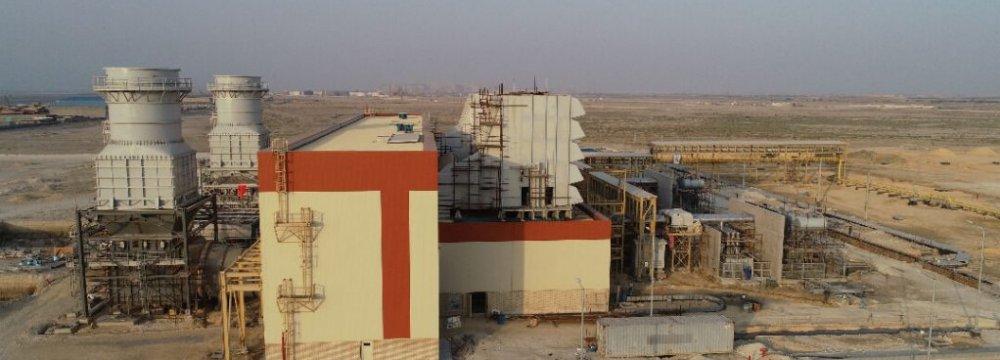 Qeshm Self-Sufficient in Electricity