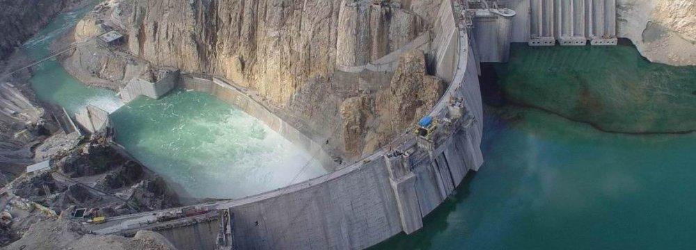 Good Rainfall but Dams Deprived