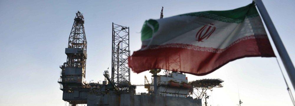 Iran Recoverable Oil Reserves at 160b Barrels, Gas 33tcm