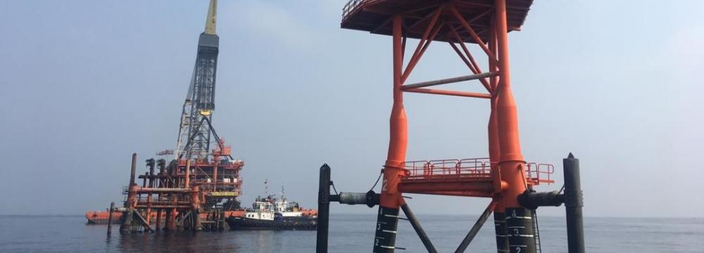 Self-Reliance in Repairing Offshore Oil Platforms