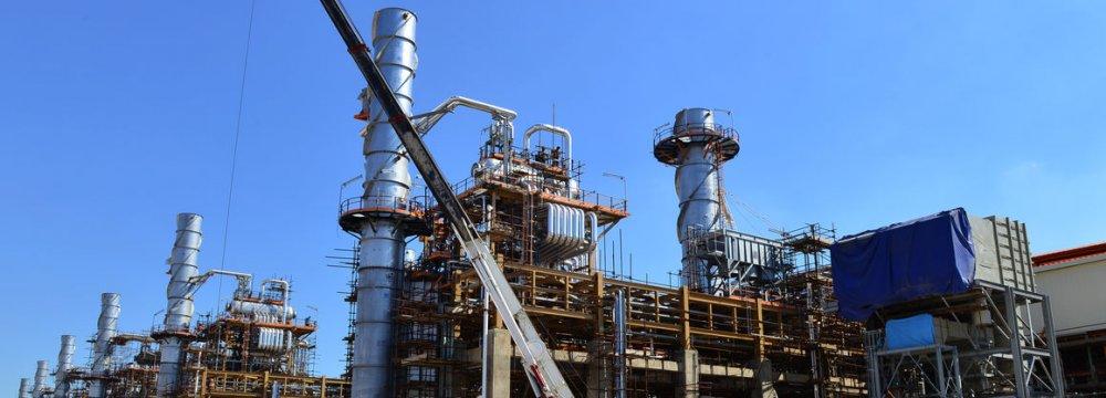 Methanol Plant in Bushehr Near Completion