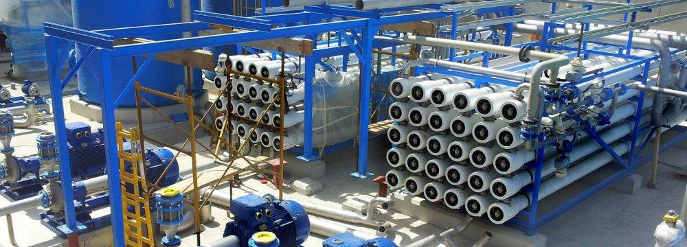 Desalinating Seawater Crucial for Arid Regions