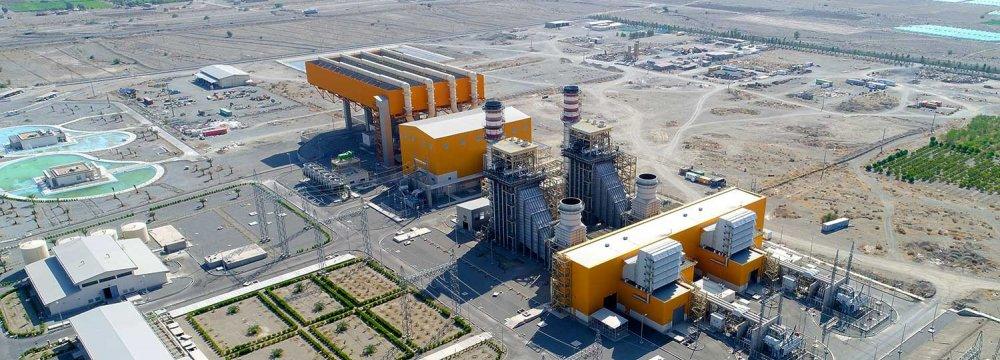 Harnessing APG Helps Kish  Power Plants Cut Diesel Use