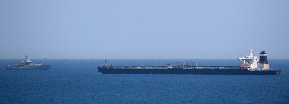 British Ambassador Summoned Over Illegal Tanker Seizure