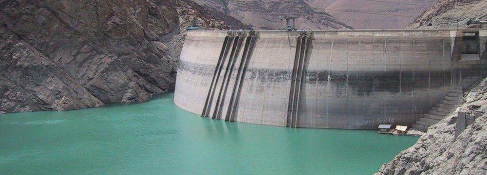 Tehran Water Consumption Soaring