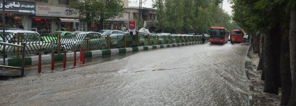 Tehran Water Crisis: More Rains But No Solace
