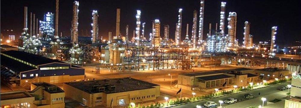 Tondgooyan Petrochem Company's Net Profit Grows by 76 Percent