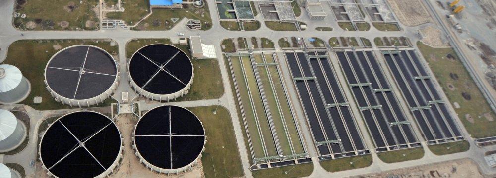 Wastewater Company, Tehran Refinery to Help Meet Industrial Water Demand