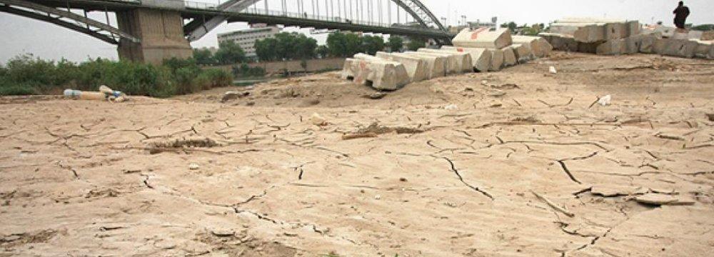 Renewed Alarm Over Water Crisis in Iran