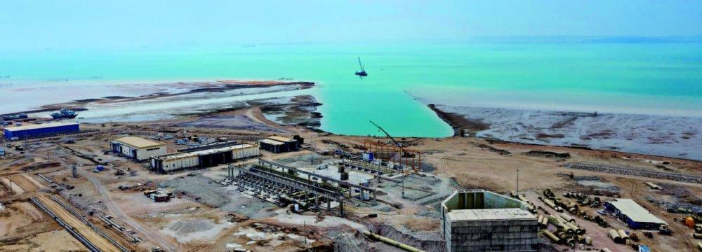 100-Km Water Pipeline Will Link Persian Gulf to SEC in Fars Region