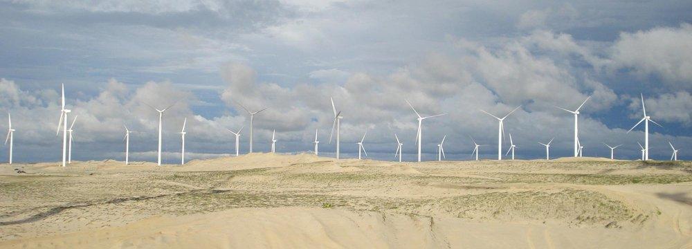 Sistan-Baluchestan Favorable for Wind Farms