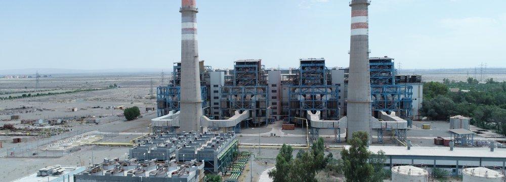 Power Plant Construction to Begin Soon Near Zahedan