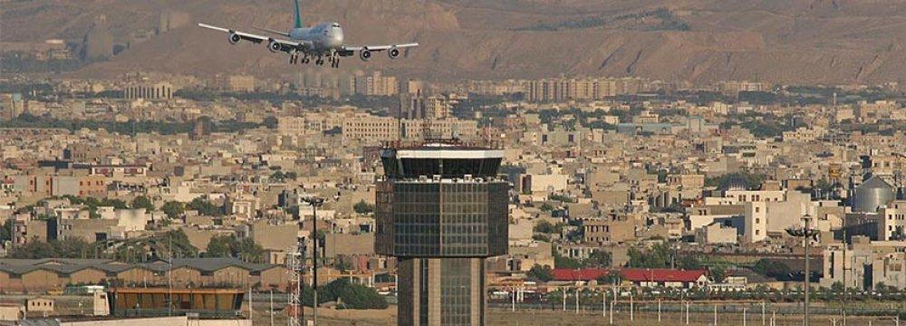 8% Decline in Airport Traffic