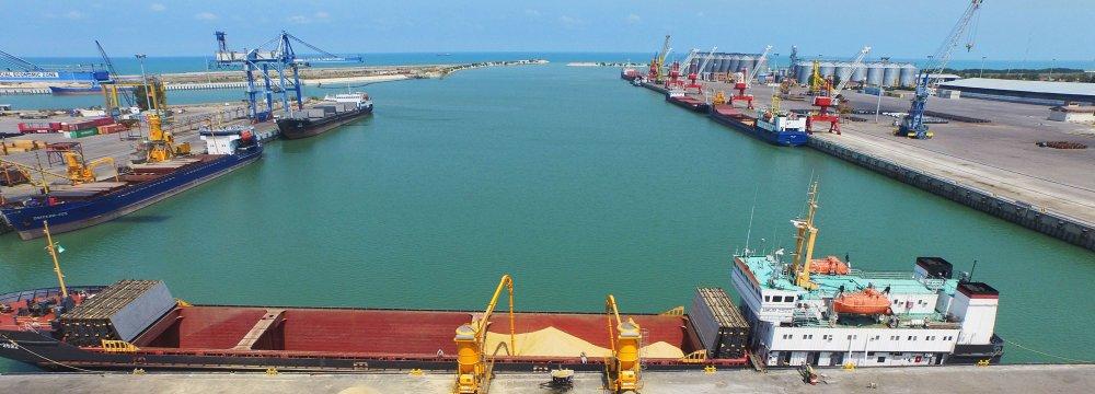 Non-Oil Trade With Caspian Countries Crosses $2 Billion