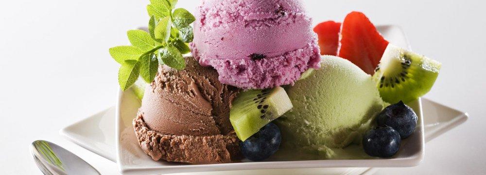 Ice Cream Exports Exceed $70 Million