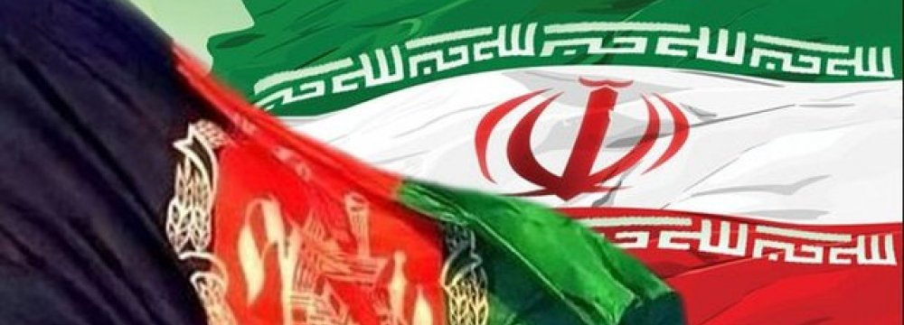 Non-Oil Trade With Afghanistan Tops $1.1b