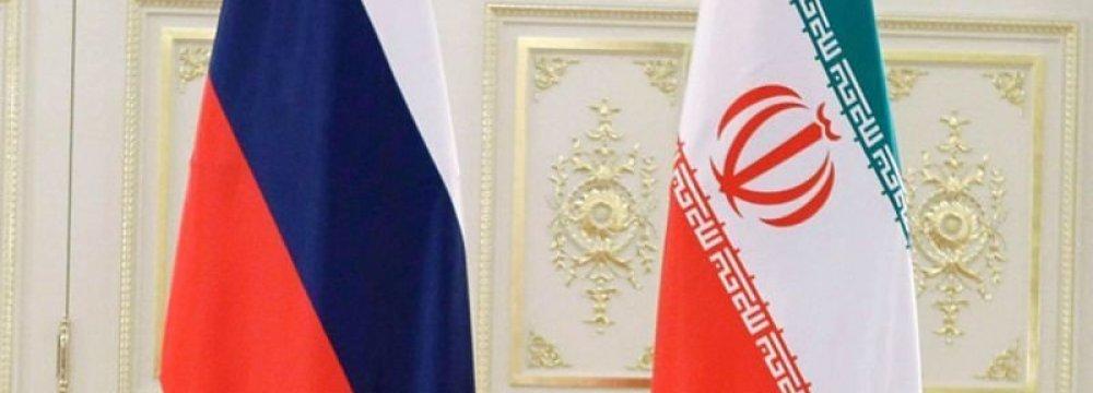 154% Rise in Non-Oil Trade With Russia