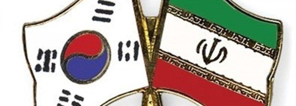 Trade With South Korea Down 34%