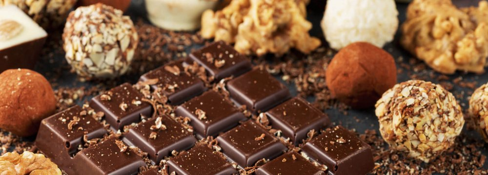 Iran 30th Biggest Pastry, Chocolate Exporter in World